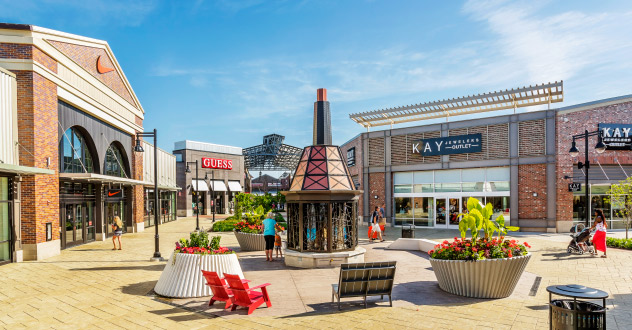 Tanger Outlets Grand Rapids, Michigan