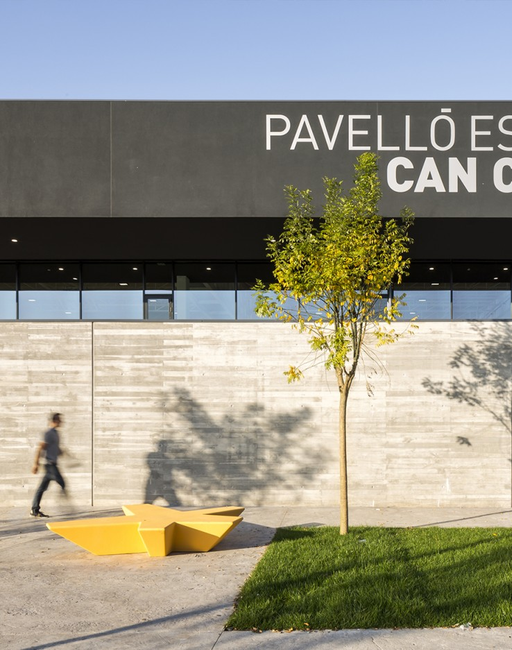can cases martorell urban furniture by escofet